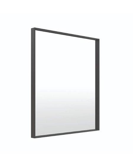 Thermogroup ablaze BMS759BF Square Black Frame Mirror